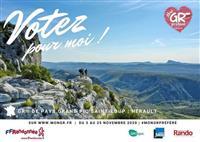 GR® préféré des Français 2021 : Grand Pic St Loup !