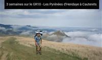 PYRÉNÉES : Sur le GR® 10 d'Hendaye à Cauterets