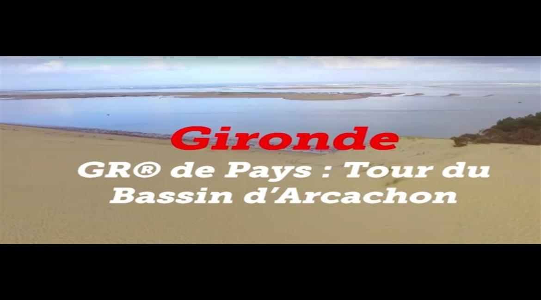 GIRONDE : Le bassin d'Arcachon