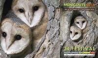 Festival international du film ornithologique de Ménigoute, 34ème éd.