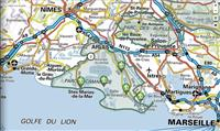 CAMARGUE : Tours et détours dans le parc