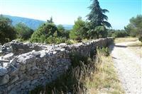 Le confinement de jadis : un mur pour contenir la peste