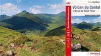 Les itinéraires de Grande Randonnée GR® dans le Cantal